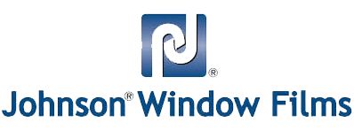 johnson window films logo - Ford Mustang