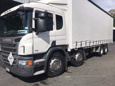 Scania P