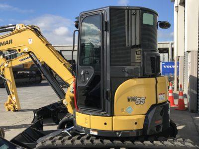 IMG 4171 400x300 - YANMAR Digger