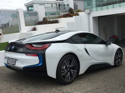 BMW i8 Window Tinting