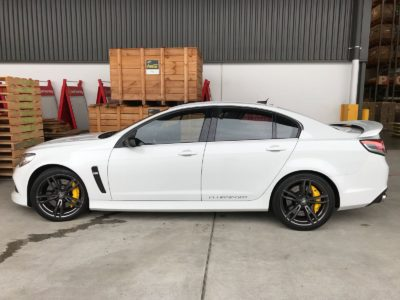 Holden HSV Car Window Tinting