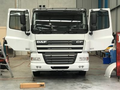 DAF CF Commercial Window Tinting Auckland