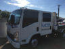Isuzu Elf Window tinting auckland