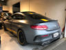 Mercedes-Benz C63 AMG Car Window Tinting Auckland