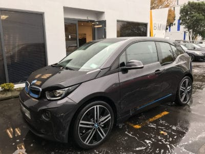 BMW I3 Window Tinting Auckland