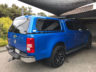 Holden Colorado Vehicle Window Tinting Auckland