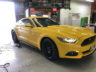 Ford Mustang 2017 Window Tinting Auckland