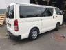 Toyota Hiace 2017 Car Window Tinting Auckland