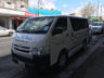 Toyota Hiace 2017 Commercial Window Tinting