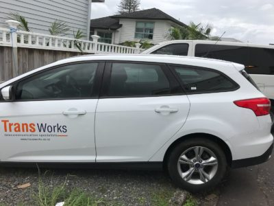 Ford Focus 2016 Window Tinting Auckland