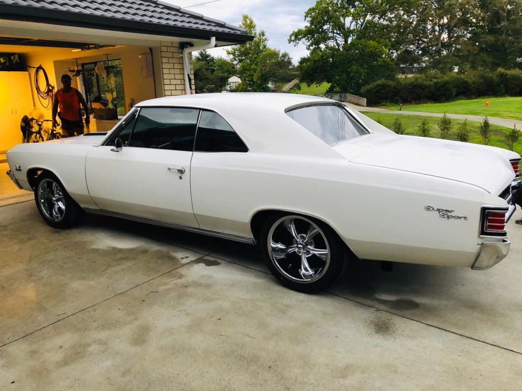 Chevrolet Chevelle 2 Door Coupe